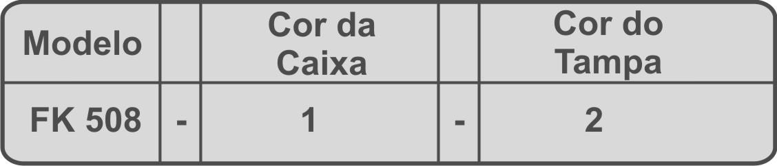 ADAPTADOR 2P (BIPOLAR) PARA PADRÃO BRASIL - Série 508