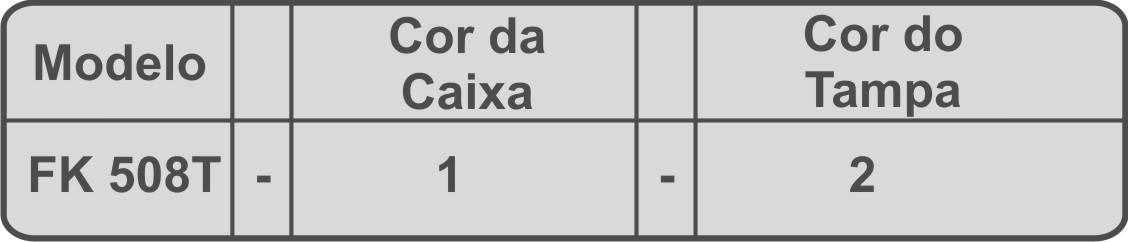 TADAPTADOR 2P+T (TRIPOLAR) PARA PADRÃO BRASIL - Série 508T